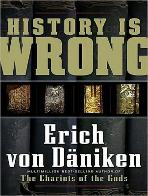 History Is Wrong:  2011 edition cover