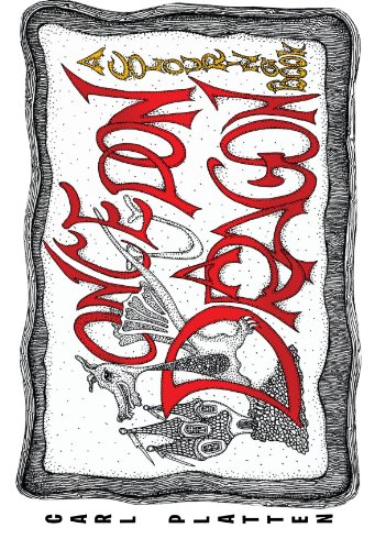 Once upon a Dragon: A Colouring Book  2012 edition cover