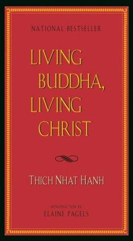 Living Buddha, Living Christ   1995 edition cover