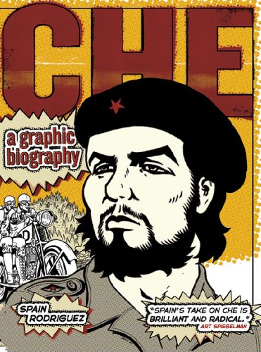 Che A Graphic Biography  2008 edition cover