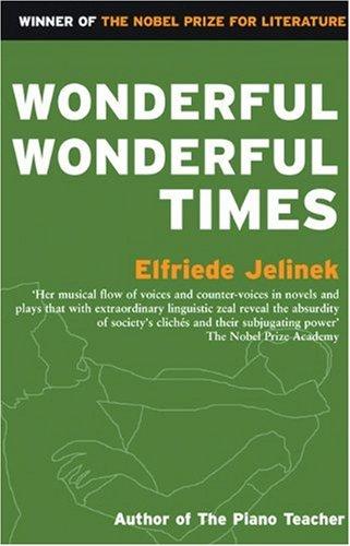 Wonderful, Wonderful Times   1990 edition cover