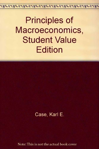 Principles of Macroeconomics, Student Value Edition  11th 2014 9780133023688 Front Cover