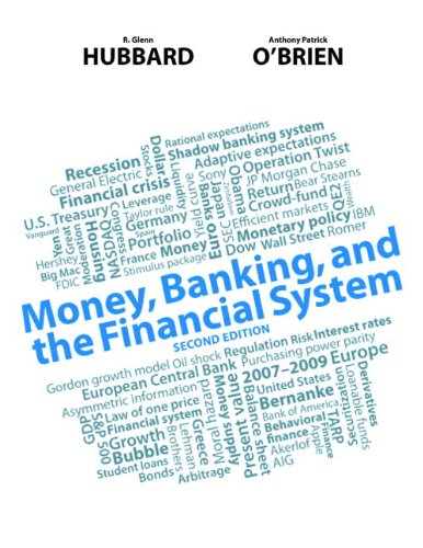 Money, Banking, and the Financial System Plus NEW MyEconLab with Pearson EText -- Access Card Package  2nd 2014 edition cover