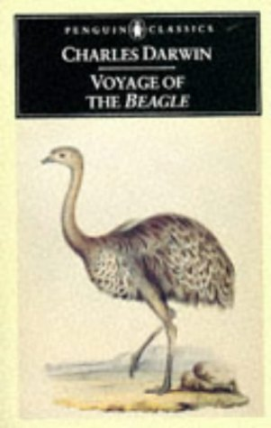 Voyage of the Beagle   2003 (Abridged) edition cover