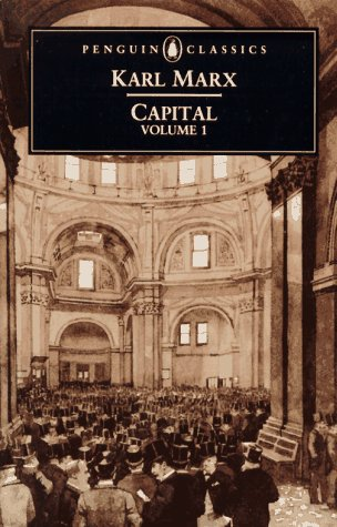 Capital A Critique of Political Economy  1990 9780140445688 Front Cover