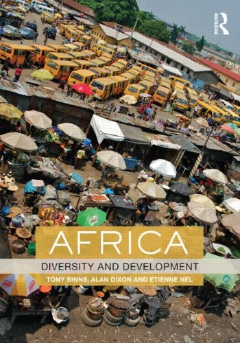 Africa Diversity and Development  2011 edition cover