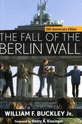 Fall of the Berlin Wall  20th 2004 edition cover