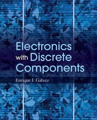 Electronics with Discrete Components   2013 edition cover