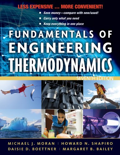 Fundamentals of Engineering Thermodynamics  7th 2011 edition cover