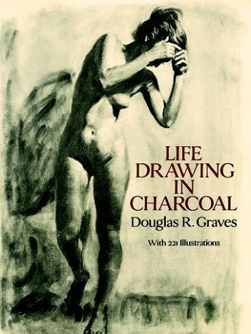 Life Drawing in Charcoal  2nd 1994 (Enlarged) edition cover