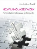How Languages Work An Introduction to Language and Linguistics  2013 edition cover