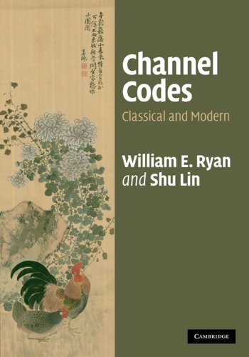 Channel Codes Classical and Modern  2009 9780521848688 Front Cover