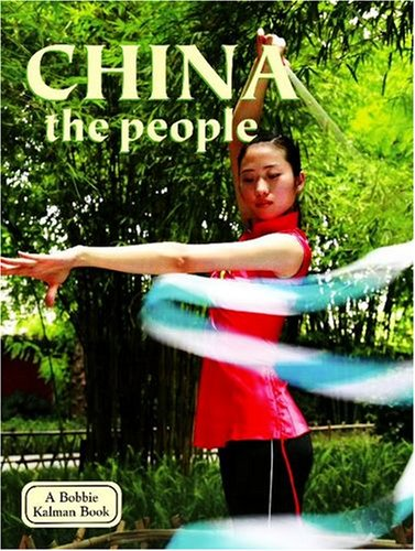 China - The People  3rd 2008 (Revised) edition cover