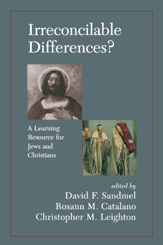 Irreconcilable Differences? A Learning Resource for Jews and Christians  2001 edition cover