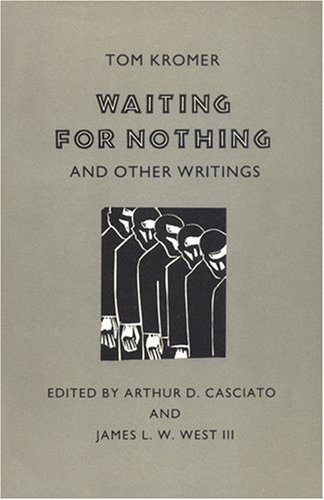 Waiting for Nothing and Other Writings   1986 edition cover