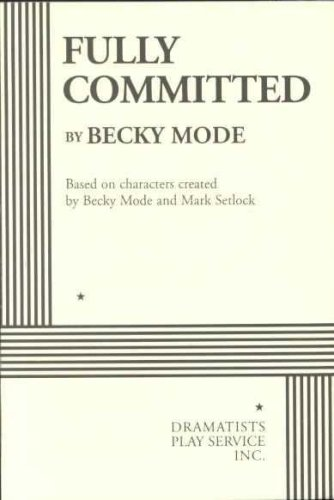 Fully Committed   2001 edition cover
