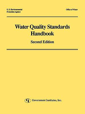Water Quality Standards Handbook  2nd (Revised) 9780865874688 Front Cover
