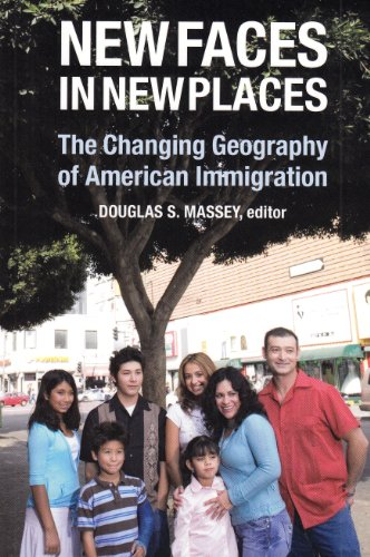 New Faces in New Places The Changing Geography of American Immigrants  2010 edition cover