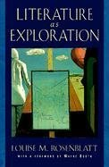 Literature As Exploration  5th 1995 edition cover