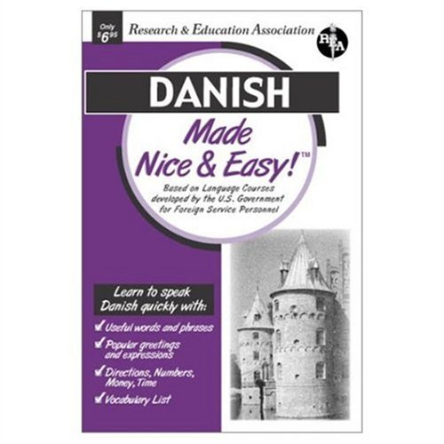 Danish   2001 9780878913688 Front Cover