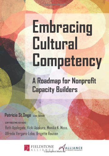 Embracing Cultural Competency A Roadmap for Nonprofit Capacity Builders  2009 edition cover