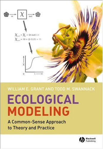 Ecological Modeling A Common-Sense Approach to Theory and Practice  2008 9781405161688 Front Cover