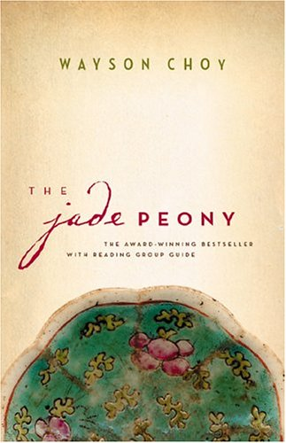 Jade Peony  N/A 9781550544688 Front Cover