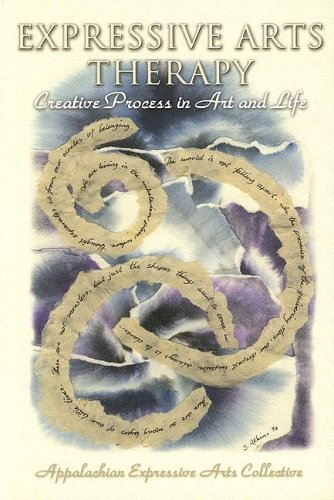 Expressive Arts Therapy : Creative Process in Art and Life  2002 edition cover