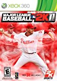 Major League Baseball 2K11 - Xbox 360 Xbox 360 artwork