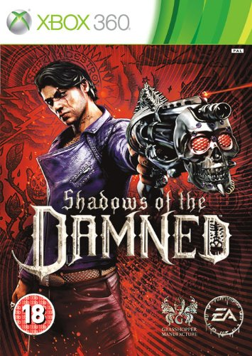 Shadows of the Damned (Xbox 360) Xbox 360 artwork