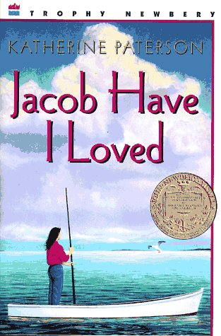 Jacob Have I Loved   1980 edition cover