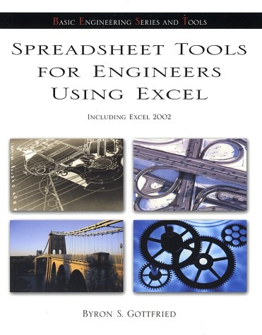 Spreadsheet Tools for Engineers Excel 2nd 2003 (Revised) edition cover