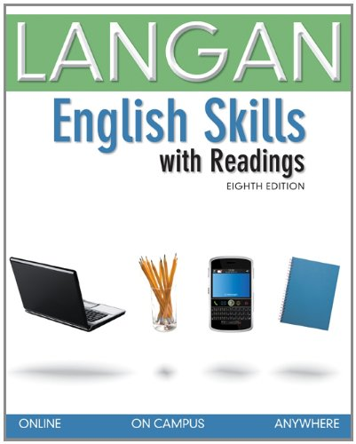 English Skills with Readings  8th 2012 edition cover