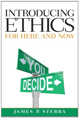 Introducing Ethics For Here and Now  2013 (Revised) edition cover