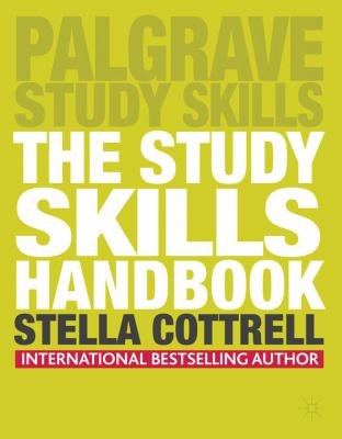 Study Skills Handbook   2012 9780230369689 Front Cover