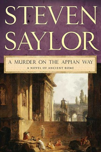 Murder on the Appian Way  N/A edition cover