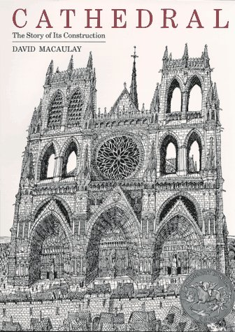 Cathedral The Story of Its Construction  1981 edition cover