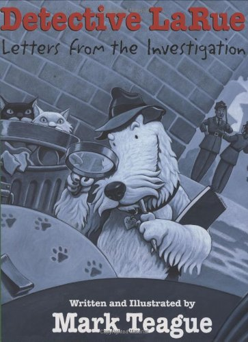 Detective LaRue Letters from the Investigation  2004 edition cover