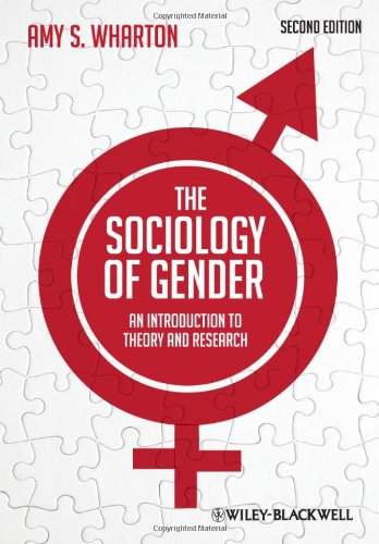 Sociology of Gender An Introduction to Theory and Research 2nd 2011 edition cover