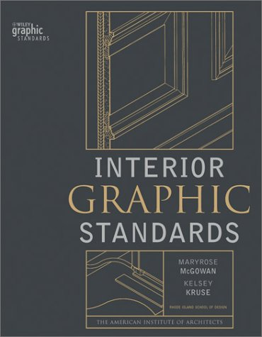 Interior Graphic Standards   2003 9780471405689 Front Cover