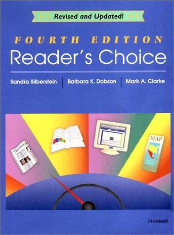 Reader's Choice 4th 2002 edition cover