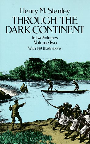 Through the Dark Continent   1988 (Reprint) edition cover