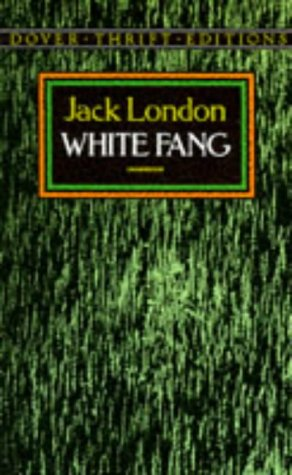 White Fang   1991 (Unabridged) edition cover