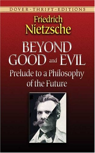 Beyond Good and Evil Prelude to a Philosophy of the Future  1997 edition cover