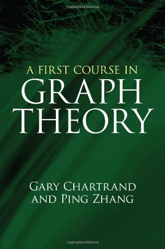 First Course in Graph Theory   2012 edition cover