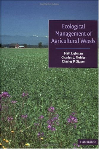 Ecological Management of Agricultural Weeds   2001 9780521560689 Front Cover