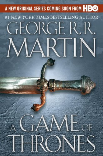 Game of Thrones A Song of Ice and Fire: Book One N/A 9780553381689 Front Cover