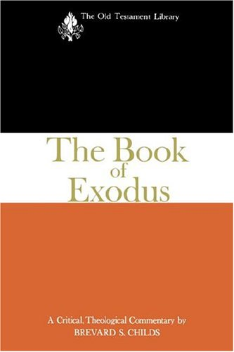 Book of Exodus A Critical, Theological Commentary N/A edition cover