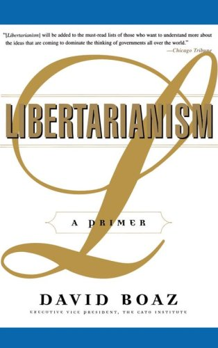 Libertarianism A Primer  1998 edition cover