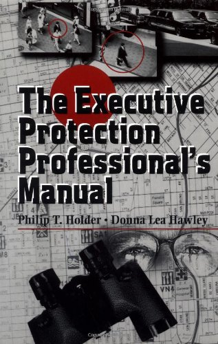 Executive Protection Professional's Manual   1997 9780750698689 Front Cover
